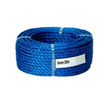 MINI COIL BLUE POLY ROPE