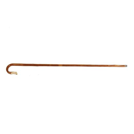 TRADITIONAL CHESTNUT WOOD NECK CROOK 1.4M