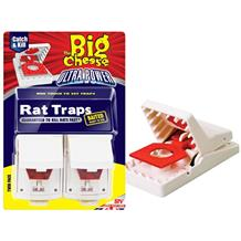 Twinpack Ultra Power Rat Traps