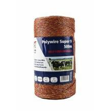 FENCEMAN POLYWIRE 9 STRAND 500MTRS