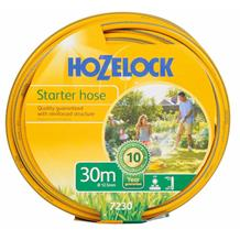 Hozelock Maxi Plus Hose 30m - Starter Set