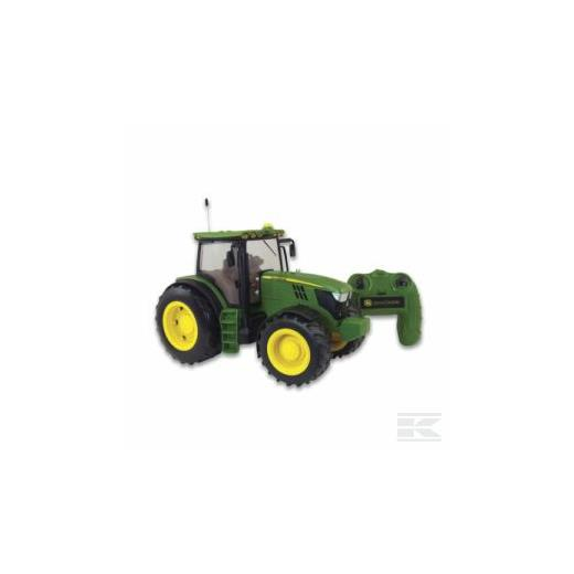 Britains Big Farm John Deere 6190R remote controlled