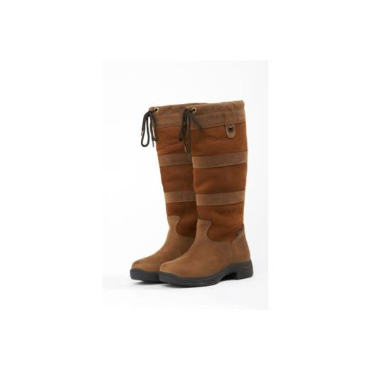 DUBLIN RIVER BOOTS DARK BROWN
