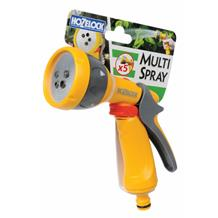 hozelock Multispray Gun & 2185 Connector