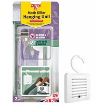 Twin Pack Moth Killer Hanging Unit