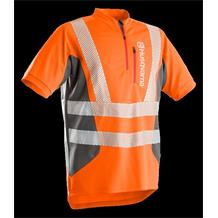 TECHNICAL HI VIZ T- SHIRT SHORT SLEEVE