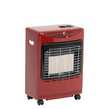 MINI HEATFORCE RED CABINET HEATER LD-468