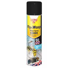 300ml Aerosol Fly & Wasp Killer