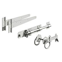 Gatemate Side Gate Kit with Ring Gate Latch