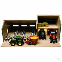 STABLE WITH SHED 1.32