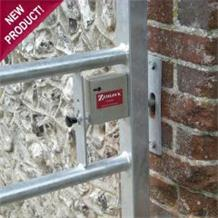 Multi Lever Zedlock for Metal Gates - 70mm Throw