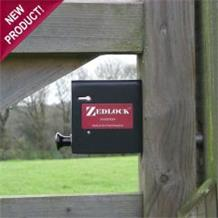 Multi Lever Zedlock for Wooden Gates - 70mm Throw