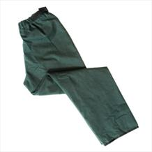 HOGGS WAXED TROUSERS OLIVE