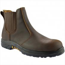 v12 STALLION BROWN  DEALER BOOT
