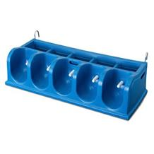WYDALE 5 PLACE CALF MILK FEEDER
