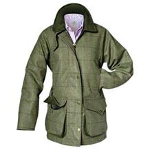 HOGGS CALEDONIA LADIES TWEED SHOOTING JACKET