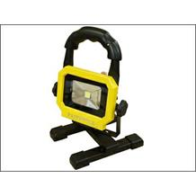 Faithfull Rechargeable LED Work Light with Magnetic Base