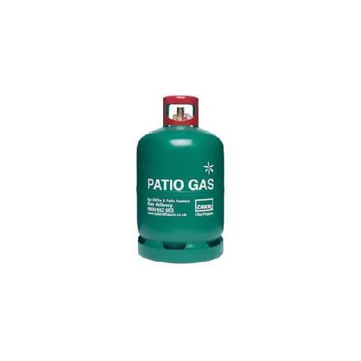 PATIO GAS REFILL GREEN 13KG