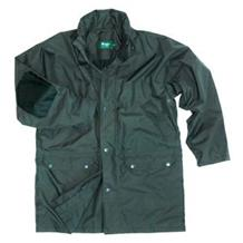 HOGGS WATERPROOF GREEN KING JACKET