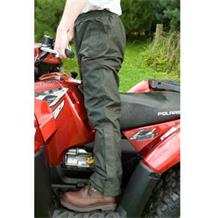 HOGGS WATERPROOF GREEN KING OVER-TROUSERS