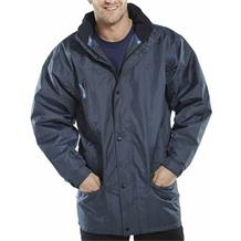 NAVY GUARDIAN PLAIN JACKET