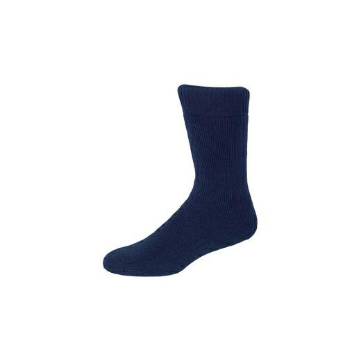 HOGGS ADVENTURE SOCKS SHORT NAVY 7-11