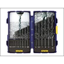 Pro Drill Set HSS Set of 15