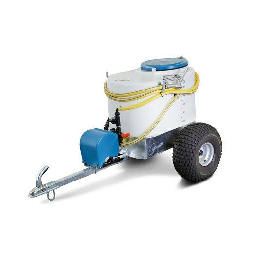 WYDALE 220 LTR MOBILE MILK MIXER