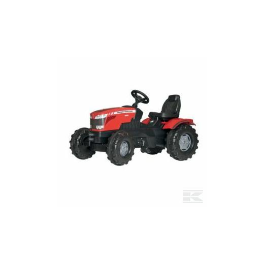 MASSEY FERGUSON 8650 RIDE ON