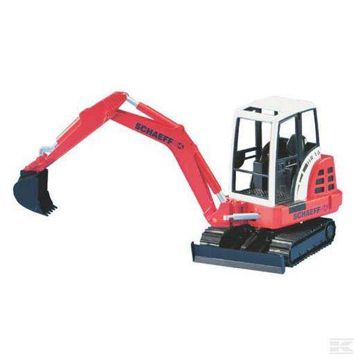 BRUDER MINI EXCAVATOR HR 16