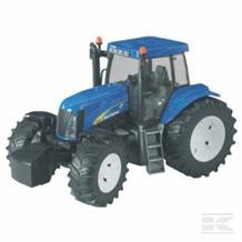 NEW HOLLAND  TRACTOR T8040