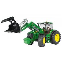 JOHN DEERE WITH LOADER TOY  7930