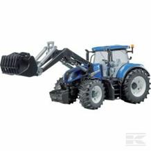 NEW HOLLAND T7.315 WITH FRONT LOADER BRUDER