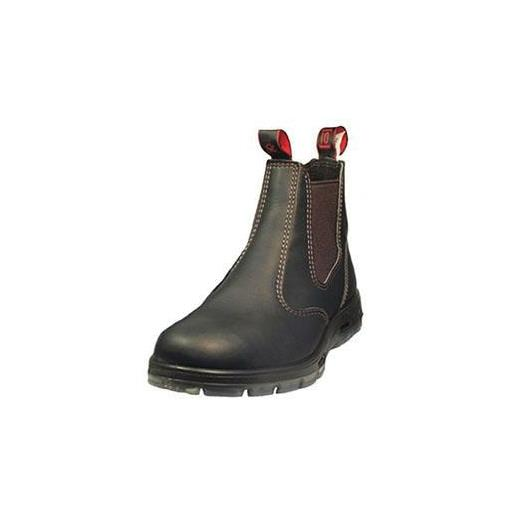 REDBACK SAFETY BOOT BROWN