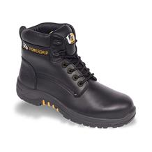 V12 BISON BLACK SAFETY BOOT