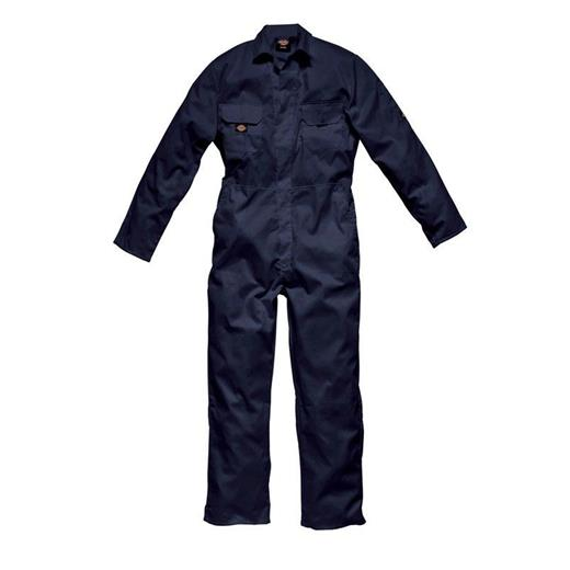 DICKIES PADDED COVERALLS NAVY