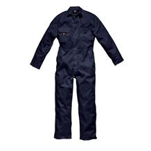 DICKIES NAVY COVERALLS STUD