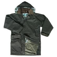 HOGGS WOODSMAN WAXED JACKET