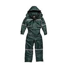 DICKIES MISSION KIDS WATERPROOF COVERALL GREEN