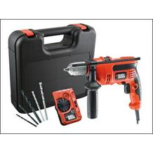 Black & Decker 710 Watt Impact Drill & Detector
