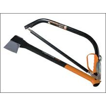 "FISKARS X17 AXE WITH 21"" BOWSAW"