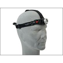 LED LENSER H6R HEAD TORCH RECHARGABLE