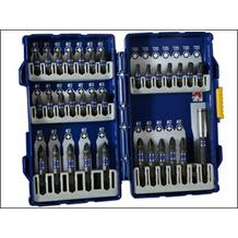 IRWIN 32PC IMPACT BIT PRO CASE SET
