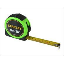 Stanley Hi Vis Tape 5m (16ft)