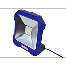Faithfull SMD LED Task Light with Power Take-Off - 240v
