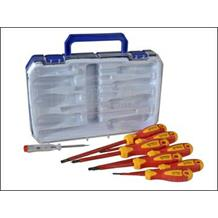 FAITHFULL 8PC VDE SCREWDRIVER SET CASE
